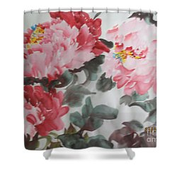 Hp11192015-0762 Shower Curtain by Dongling Sun