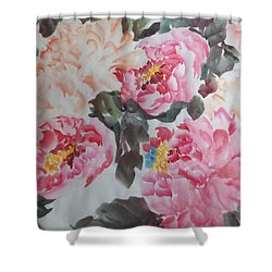 Hp11192015-0767 Shower Curtain by Dongling Sun