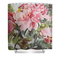 Hp11192015-0769 Shower Curtain by Dongling Sun
