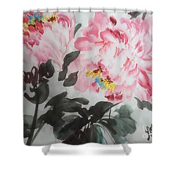 Hp11192015-0770 Shower Curtain by Dongling Sun