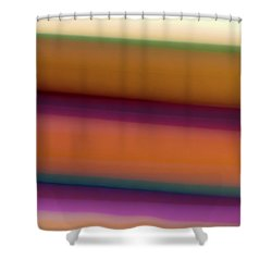 Huckleberry  Shower Curtain
