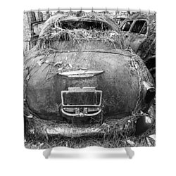 Hudson In The Pines Shower Curtain