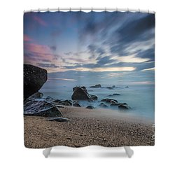 Hues Of Dawn Shower Curtain
