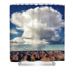 Huge Shower Curtain