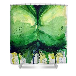 Hulk Shower Curtain