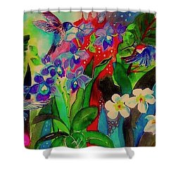 Hummer  Maddness Shower Curtain