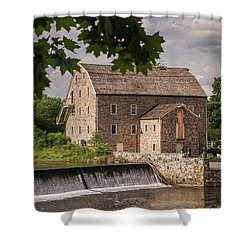 Hunterdon Art Museum Clinton Nj Shower Curtain