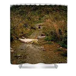 Hurricane12 Shower Curtain
