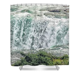 Hydro Power Shower Curtain