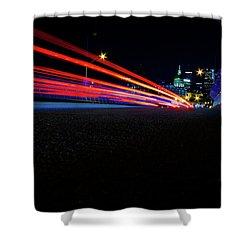 Hyper Drive Shower Curtain
