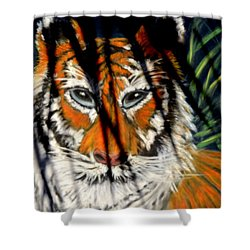 I A M  4 Shower Curtain