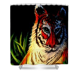 I A M 5 Shower Curtain