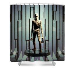 I Beseech Thee Shower Curtain