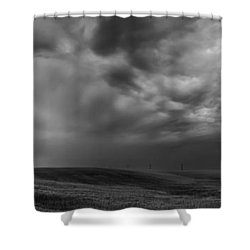 I Can Show You Incredible Things... Shower Curtain
