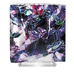 I Can't Get No Sleep Shower Curtain