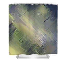 I - Elven Glade Shower Curtain