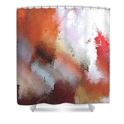 I - Halfling Shower Curtain