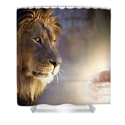 I Knew You Before You Were Born Shower Curtain by Bill Stephens