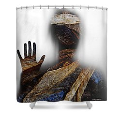 I Know It's Gonna Happen Someday Shower Curtain