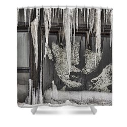 I Know She's Crying - After The Fire Shower Curtain