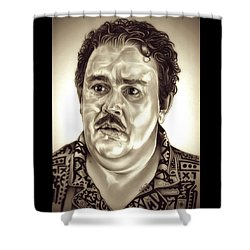 I Like Me Shower Curtain