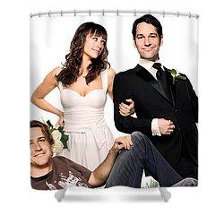 I Love You, Man Shower Curtain
