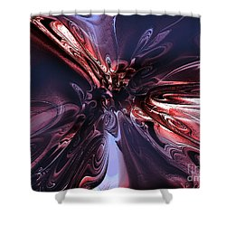 Tender Nature Of Fear Shower Curtain