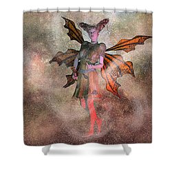 I See Your Fairy Dust And Raise You This Shower Curtain