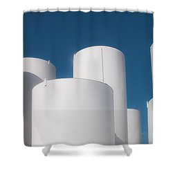 I Sell Propane Shower Curtain
