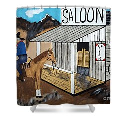 I Should Quit Drinking. Shower Curtain by Jeffrey Koss