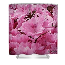 Thinking Of You Nana Shower Curtain by MaryLee Parker
