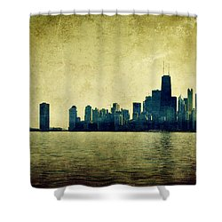 I Will Find You Down The Road Where We Met That Night Shower Curtain