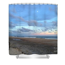 I Will Return Shower Curtain