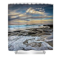 I Wish Shower Curtain by Peter Tellone