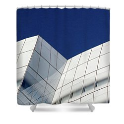 Iac Sky Shower Curtain