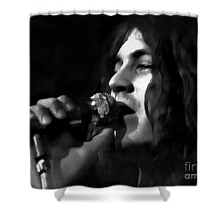 Ian Gillan Shower Curtain