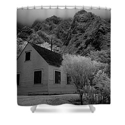 Iao Valley  Shower Curtain