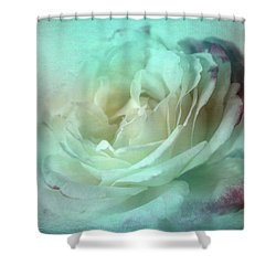 Ice Maiden Shower Curtain by Wallaroo Images