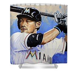 Ichiro Shower Curtain