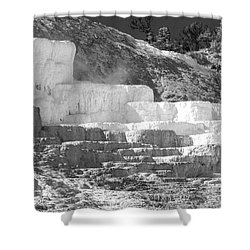 Shower Curtain featuring the digital art Icing On The Cake by Ann Johndro-Collins