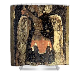 Icon: Assumption Cathedral Shower Curtain by Granger