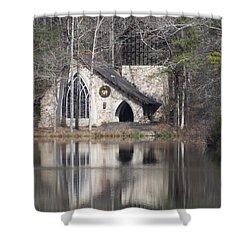 Ida Cason Callaway Memorial Chapel Shower Curtain