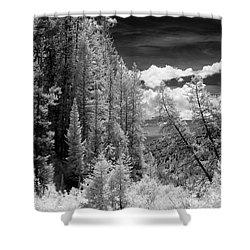 Idaho Passage Shower Curtain