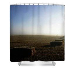 Idaho Road Trip2 Shower Curtain by Cynthia Powell
