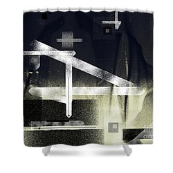 If Shower Curtain