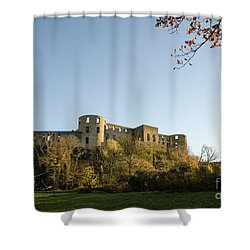 Shower Curtain featuring the photograph If I Could Speak......... by Kennerth and Birgitta Kullman