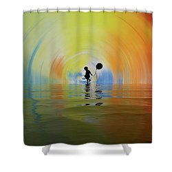 If You Are Reading This... Congratulations... You Are Alive Shower Curtain