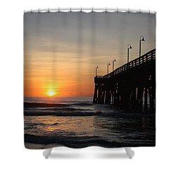 Ignite The Light II Shower Curtain