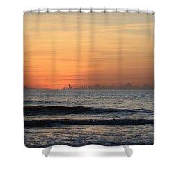 Ignite The Light Shower Curtain