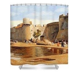 Il Castello Shower Curtain